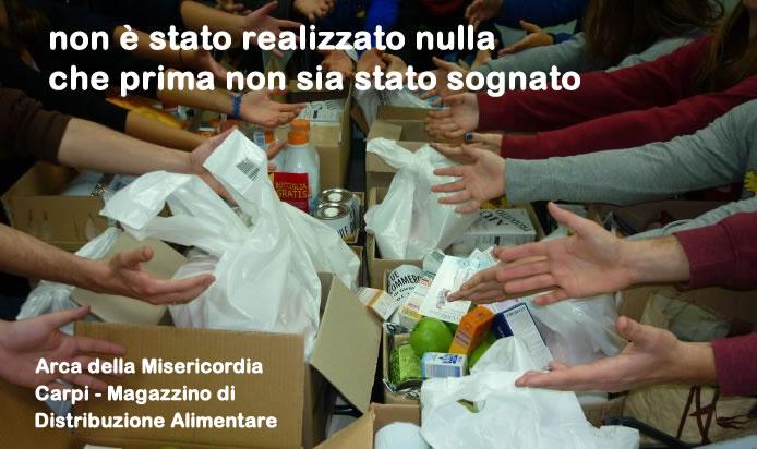 Centro Distribuzione Alimentare Carpi